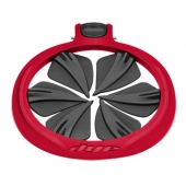 DYE R2 Rotor Quick Feed Red