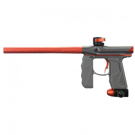 Empire Mini GS Paintball Gun Dust Grey/Orange