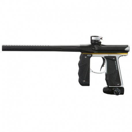 Empire Mini GS Paintball Gun Dust Black/Silver/Yellow