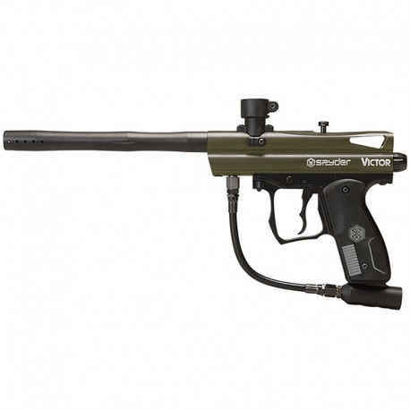 Spyder Victor Paintball Gun Olive