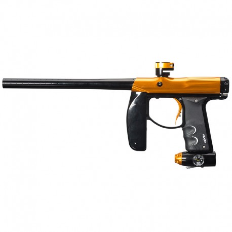 Empire AXE Polished Black/Sunset Paintball Gun