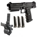 Tippmann TiPX Paintball Gun Deluxe Pistol Kit