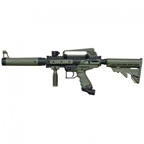 Tippmann Cronus Tactical Paintball Gun - Olive