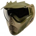VForce Profiler Paintball Mask Dual Olive Drab/Tan