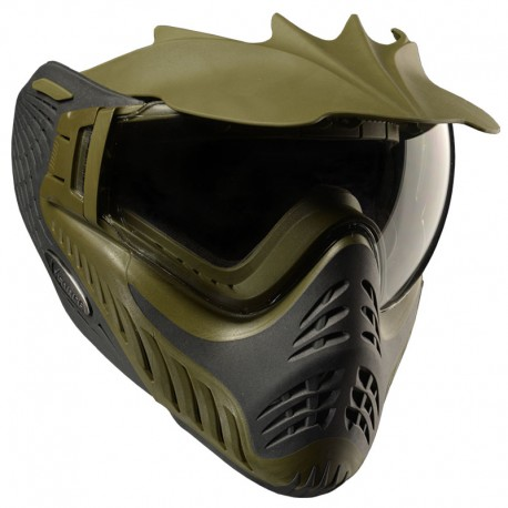 VForce Profiler Paintball Mask Reverse Olive Drab