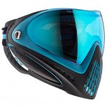 DYE I4 Paintball Mask Thermal Powder Blue