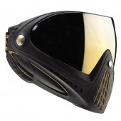 DYE I4 Paintball Mask Thermal Black/Gold