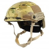 FAST Base Jump Tactical Helmet Multicam