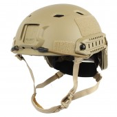 FAST Base Jump Tactical Helmet Tan