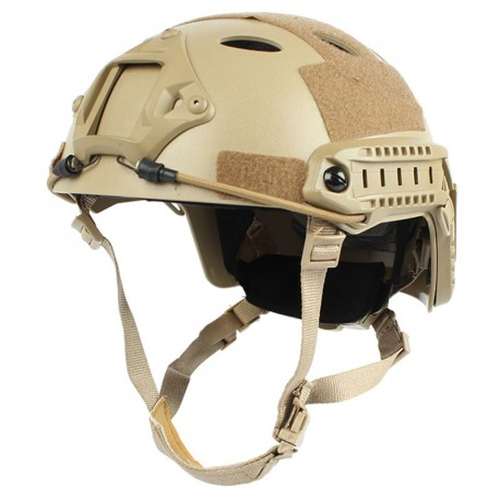 FAST PJ Tactical Helmet Tan
