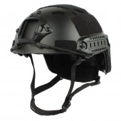 FAST PJ Tactical Helmet Black