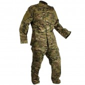 Combat Uniform - 2 Piece Set - Pants and Jacket - MCam