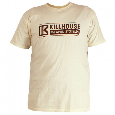 Killhouse Weapon Systems T-Shirt Tan