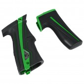 Planet Eclipse CS1 Grip Kit Black/Green