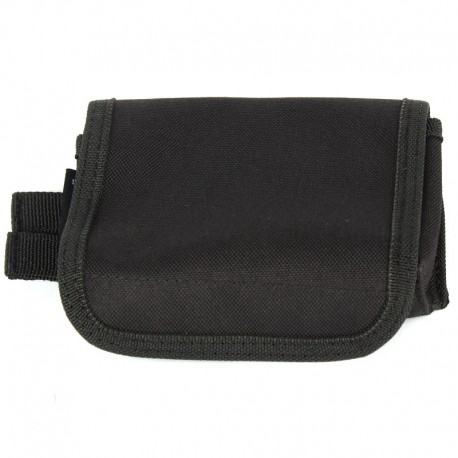 MOLLE ID CARD POUCH BLACK