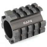 RAP4 Integrated Barrel Rail
