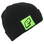 Planet Eclipse Prime Rollup Beanie Black