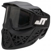 JT Elite Prime Paintball Mask Single - Black