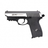 G&G GS-801 Silver with Laser Airsoft Pistol