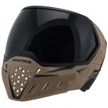 Empire EVS Paintball Mask Tan/Black