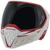 Empire EVS Paintball Mask White/Red