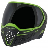 Empire EVS Paintball Mask Black/Green
