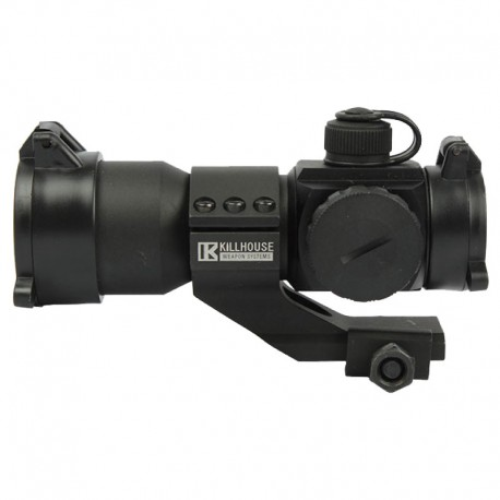 Tactical Red/Green Dot Sight with Cantilever Mount by Killhouse Weapon Systems