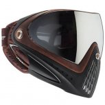 DYE i4 Paintball Mask Thermal Wood