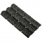 Killhouse Rail Cover 12 Pack Black