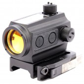 Micro Red Dot Sight Solar - Dual QD
