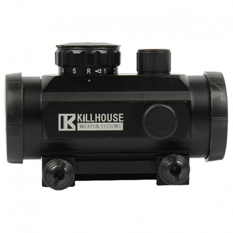 1x30 Red/Green Dot Sight Black by Killhouse Weapon Systems