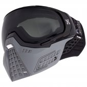 HK Army KLR Paintball Mask Slate – Black/Black