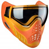 VForce Profiler Paintball Mask - Yellow/Orange Referee