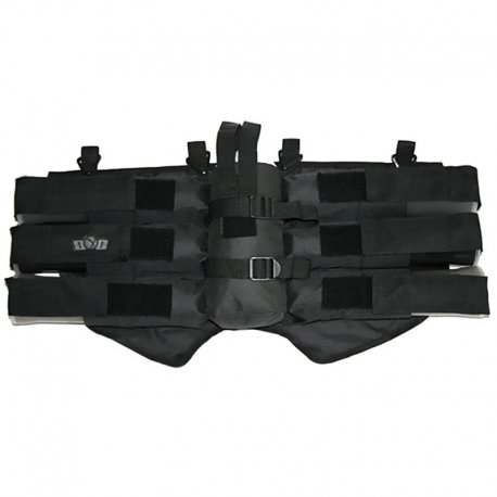 Gen-X 6+1 Paintball Harness Black