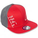 Planet Eclipse Drift Cap Red
