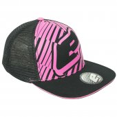 Planet Eclipse Slide Trucker Cap Pink