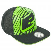 Planet Eclipse Slide Trucker Cap Green