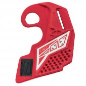 Empire EVS Ear Piece Pair - Red/White