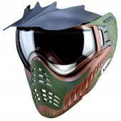 VForce Profiler Paintball Mask - Terrain Brown/Olive