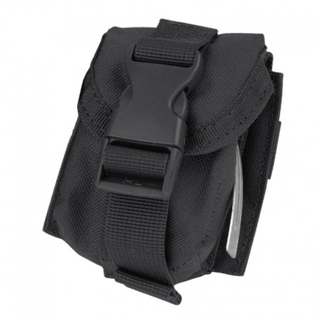 Condor Single Frag Grenade Pouch - Black