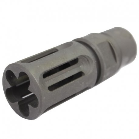 Flash Hider - 14MM CCW Birdcage by Killhouse Weapon Systems