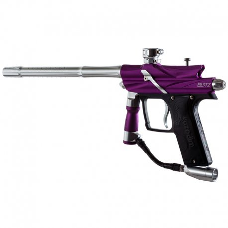 Azodin Blitz 3 Paintball Gun Purple/Silver
