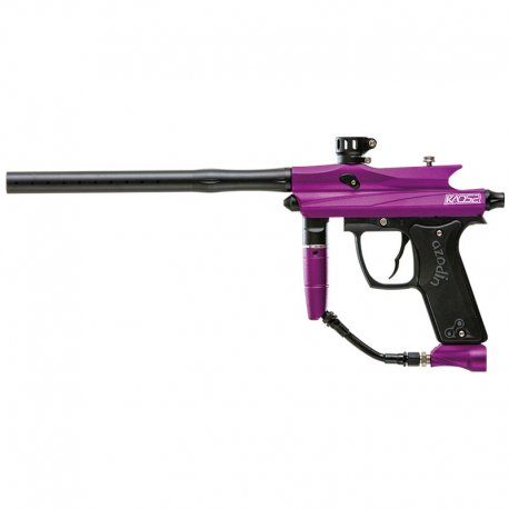 Azodin Kaos 2 Paintball Gun - Purple/Black