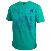 Planet Eclipse CS1 T-Shirt Teal