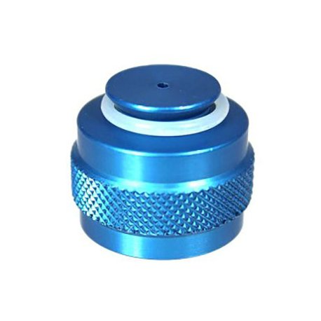 Pure Energy Valve Cap - Blue