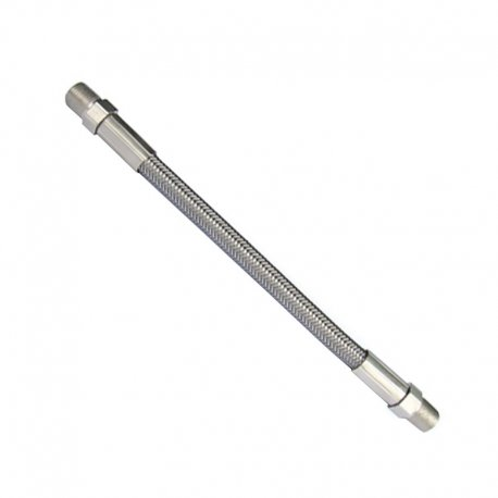 Hose- Stainless Steel 5.5 Inch
