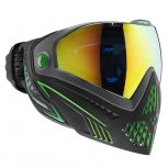 DYE i5 Paintball Mask Thermal EMERALD Black/Lime