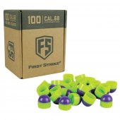Tiberius First Strike - 100 Rounds - Purple/Green/Green