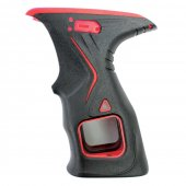 DYE M2 MOSAir Sticky Grip - Black/Red