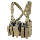 Condor Recon Chest Rig - Tan